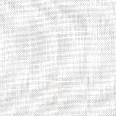 "Knoll in Winter White; Sheer Linen 54"" wide"
