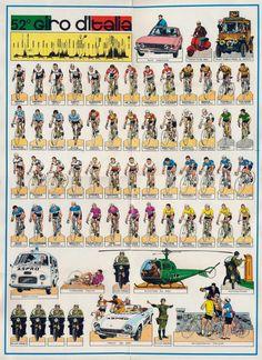 Corrierino e Giornalino: 52º Giro d'Italia