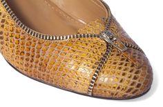 Sapato Feminino Zíper