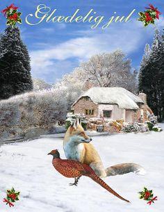 Danish Customised Christmas Cards Fine Art America