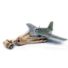 "Aircraft Aero Military Model 1/72 Me-163B/S ""Komet"" Germany Air Force #FA174"