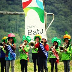 #ShiningBatu Launch Event at Sumber Brantas