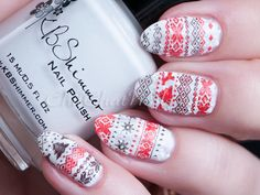 ChitChatNails » Blog Archive » KBShimmer White Here, White Now