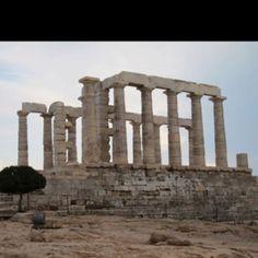 The Poseidon, Athens Greece