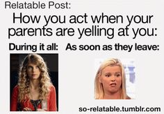 AHAHAHHA all the time.