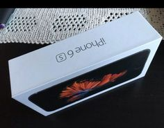 Caja iPhone 6S 16gb