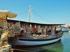 Ancient Rhodes: Local Vessel adorned with sea shell ornamentals