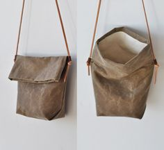 FIELD BAG - would be an easy diy                                                                                                                                                     More
