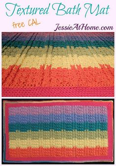 Textured Bath Mat CA