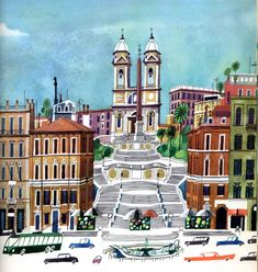 """This is Rome"" - M. Sasek http://www.michaelspornanimation.com/splog/wp-content/uploads/2013/06/Sasek15.jpg"