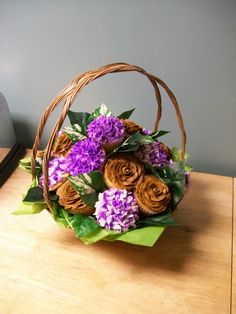 wow!!!! cupcake basket!!