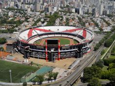 Monumental de Nuñez - River Plate #futbolriverplate