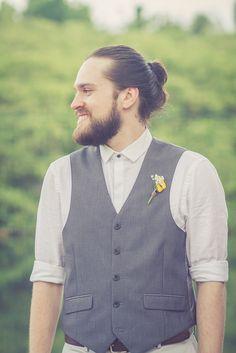 Casamento Intimista (mini wedding) - Noivo Vintage