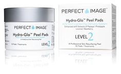 HYDROGLO Skin Brightening Peel Pads Enhanced with Lactic Mandelic Glutathione Kojic Acid Papaya Pineapple Licorice Bearberry. Find out more evaluations of the product by going to the web link on the photo. (This is an affiliate link). Kojic Acid, Glycolic Acid, Oily Skin Care, Facial Skin Care, Facial Peels, Mandelic Acid, Skin Resurfacing, Alpha Hydroxy Acid, Face Treatment