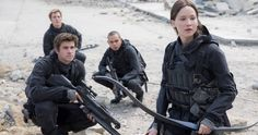 'Hunger Games: Mockingjay Part 2' First Look with Jennifer Lawrence -- Jennifer Lawrence shares the first photo from 'The Hunger Games: Mockingjay Part 2', teasing that the first trailer may arrive June 9th. -- http://movieweb.com/hunger-games-mockingjay-2-photo-jennifer-lawrence/