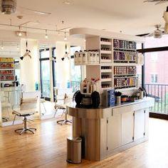 NJ Salon CARU: Customize Ur Experience | Hair Wash | Hair Finishing