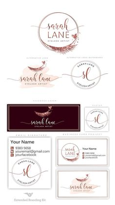 Rose Glitter lashes logo, Branding kit, Lashes logo, Eyelash extension logo, Cosmetics logo, Branding Kit, Lash Make up logo, Logo Design, Beauty salon, Rose Glitter package AFTER PURCHASING, EACH MY PROJECT WILL BE CUSTOMIZED BY FOLLOWING: PLEASE PROVIDE THE FOLLOWING AT CHECKOUT: