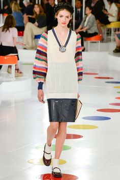 THE #HANBOK inspiration #Chanel Cruise 2015/16 in #Seoul