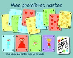 La maternelle de ToT: JOUER AUX CARTES EN MATERNELLE Miura, Playing Card Games, Gaming Rules, King, Preschool