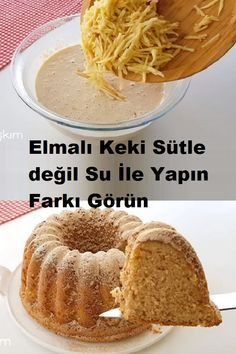 Turkish Recipes, Ethnic Recipes, My Recipes, Bakery, Food And Drink, Tasty, Cheesecake, Cooking, Breakfast