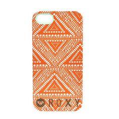 Roxy Inlay iPhone 5 Case