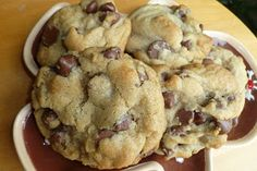 The Pastry Chef's Baking: Chocolate Chips and Chunks Cookies
