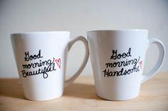 His +  Hers Coffee Mugs