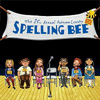 The 25th Annual Putnam County Spelling Bee... Saw this in NYC and LOVED it! Love the music, characters, all of it! Also saw a college performance that wasn't too shabby!