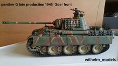 Model Tanks, Nightmare On Elm Street, Scale Models, Military Vehicles, Panther, Army, Model Building, Gi Joe, Military