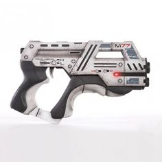 The BioWare Store - M-77 Paladin Pistol Replica (has good pictures of it)