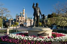 It was all started by a Mouse at Walt Disney's original Theme Park - Disneyland Park at the Disneyland Resort