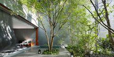Optical Glass House | Hiroshi Nakamura & NAP