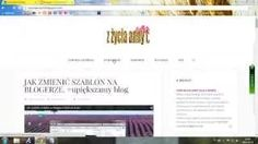 Jak dodać rozszerzenie menu na blogu