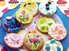 Snack Recipes, Cooking Recipes, Snacks, Baking With Toddlers, Edible Creations, Australia Day, Kid Friendly Meals, Party Ideas, Party Party