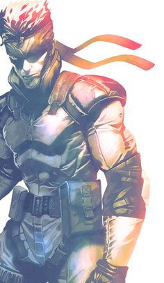 Metal Gear Solid - Solid Snake