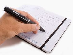 Livescribe Echo Smartpen  read more @ http://www.freshtechnoworld.com/2014/12/5-amazing-and-useful-electronic-gadgets.html