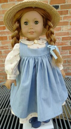 18 Doll Clothes Anne Of Green Gables Style by Designed4Dolls, $24.95