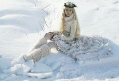 winter snow queen | Dandelion Daydreamer: DR. ZHIVAGO MEETS THE SNOW QUEEN!
