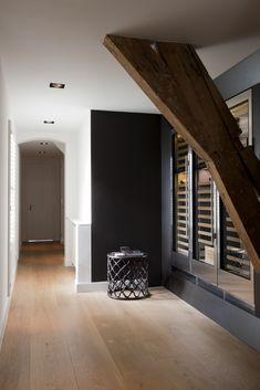 Eikenhouten vloer frans cinquanta finish met extra brede planken van Beukers vloeren