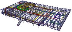 shipping container construction - structural and MEP systems for Indian Research Base - Antarctica