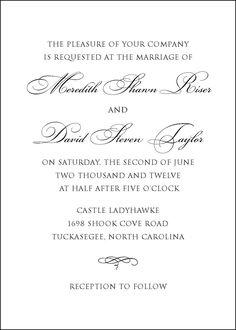 shawn and david's letterpress wedding invitation design