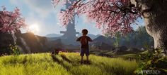 Season of Heaven Announced as a Nintendo Switch Exclusive  A new game joins the short list of announced games for Nintendo Switch as independent French developer Any Arts Production has unveiled a Seasons of Heaven.  Seasons of Heaven is a Switch exclusiv