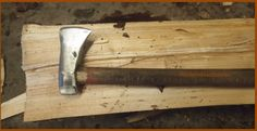 [Video] Forge This Smaller Splitting Axe To Chop Firewood For Winter. - Page 2 of 2 - Brilliant DIYBrilliant DIY