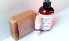 Bath Set Holiday Gift Pack All Natural Gifts For by ZENfulworld, $14.50