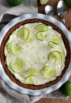 Wicked sweet kitchen: Key lime pie
