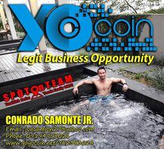 Welcome to Yocoin  SPOTonTEAM Jon Conrad Jr Samonte http://ift.tt/2cQBiNK