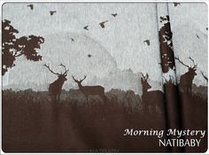 MORNING MYSTERY - NATIBABY - Baby Wraps, Slings, Bedding, Nursing Tops