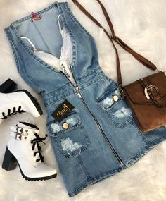 Cute girly beach wear – Just Trendy Girls Teen Fashion Outfits, Grunge Outfits, Trendy Outfits, Cool Outfits, Summer Outfits For Teens, Ladies Party, Aesthetic Clothes, Casual Wear, Beachwear