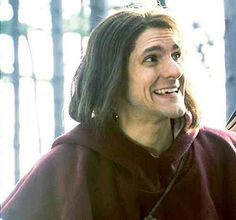Matt baynton laughing on set of horrible histories Mathew Baynton, Horrible Histories, Hair Decorations, Daddy Issues, Face Hair, On Set, Ghosts, Dancers, Laughing