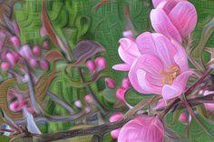 ♥ CHERRY BLOSSOMS ♥ Qr Code Generator, Cherry Blossoms, Plant Leaves, Free, Cherry Blossom